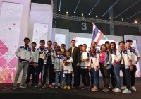 รูปภาพ : มทร.ล้านนา คว้าแชมป์ WRO 2019 พร้อมตัวแทนประเทศไทยแข่งต่อ ฮังการี