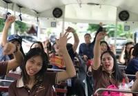 """รูปภาพ : นักศึกษาสาขาการท่องเที่ยวและบริการ จัดสัมมนาโครงการ """"Photo for Tourism ต๊ะตอนยอน  ออนท่ามะโอ"""" ส่งเสริมทักษะด้านการถ่ายภาพ เพื่อโปรโมทการท่องเที่ยว 9 กย62"""