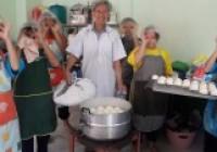 Image : อาจารย์สาขาอุตสาหกรรมเกษตร มทร.ล้านนาลำปาง เป็นวิทยากรอบรมการทำซาลาเปาไส้ถั่วแดง 12กย62