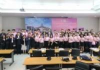 รูปภาพ : 17 ก.ย.62: การนำเสนอผลงานโครงการของนักศึกษา ภายใต้โครงการออมสินยุวพัฒน์รักษ์ถิ่น ปี 2562