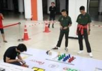 รูปภาพ : การแข่งขันหุ่นยนต์ปฏิบัติการภารกิจ CM PAO 2019