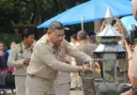 รูปภาพ : ส่งผู้ว่าราชการจังหวัดตากไปรับตำแหน่งผู้ว่าราชการจังหวัดเชียงใหม่
