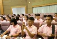 รูปภาพ : ร.ร.สองพิทยาคม ดูการเรียนการสอน มทร.ล้านนา