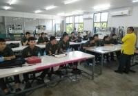 รูปภาพ : เตรียมวิศวกรรม2เรียนรู้ทดสอบฝีมือแรงงาน