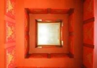 รูปภาพ : หลักสูตรทัศนศิลป์ ถวายภาพลายคำ พระพุทธเจ้า ๒๘ พระองค์