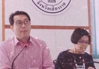 รูปภาพ : ผู้ช่วยอธิการบดี มทร.ล้านนา เข้าร่วมการประชุมคณะกรรมการสภาอุตสาหกรรมจังหวัดเชียงราย ประจำเดือนตุลาคม 2562