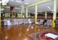 รูปภาพ : พิธีเจริญพระพุทธมนต์อุทิศถวายพระราชกุศล รัชกาลที่ 9