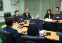 รูปภาพ : มทร.ล้านนา ลำปาง จัดพิธีปิดโครงการศึกษาแลกเปลี่ยนวัฒนธรรมนักศึกษาโครงการ BRIC ห้องเรียนในไทย 15 ตค62
