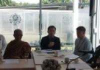 Image : ผู้บริหาร คณาจารย์ มทร.ล้านนา เชียงราย เข้าร่วมการประชุมหารือเรื่อง การคืนอากาศสะอาดแก่ประชาชน