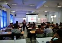 รูปภาพ : งานสหกิจศึกษา จัดกิจกรรมเตรียมความพร้อมและปฐมนิเทศนักศึกษาสหกิจศึกษา ภาคเรียนที่ 2/2562