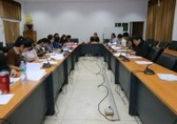 รูปภาพ : งานวิชาการ จัดการประชุมคณะกรรมการพิจารณาผลการศึกษา ประจำภาคเรียนที่ 1/2562