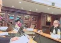 รูปภาพ : ผู้ช่วยอธิการบดี มทร.ล้านนา เข้าร่วมการประชุมคณะกรรมการบริหารมหาวิทยาลัย ครั้งที่ 11/2562