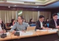 Image : ผู้ช่วยอธิการบดี มทร.ล้านนา เข้าร่วมการประชุมคณะกรรมการบริหารมหาวิทยาลัย ครั้งที่ 11/2562