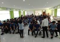 Image : งานแนะแนว ออกพื้นที่แนะแนวการศึกษาต่อ ณ สถานศึกษาในจังหวัดแพร่