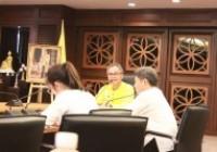รูปภาพ : ประชุมคณะกรรมการดำเนินงานด้านทำนุบำรุงศิลปะและวัฒนธรรม ครั้งที่ 1-2563