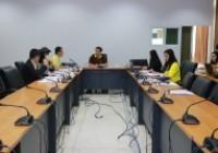รูปภาพ : คณะกรรมการบริหาร มทร.ล้านนา เชียงราย จัดประชุมคณะกรรมการบริหาร ประจำเดือนพฤศจิกายน 2562
