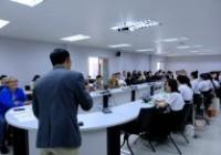 รูปภาพ : ปฐมนิเทศนักศึกษาแลกเปลี่ยน GNXU