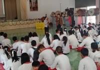 Image :  ทีมงานแนะแนว มทร.ล้านนา เชียงราย เข้าแนะแนวการศึกษาต่อ ณ โรงเรียนแม่ใจวิทยาคม