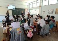 Image : ทีมงานแนะแนว มทร.ล้านนา เชียงราย เข้าแนะแนวการศึกษาต่อ ณ โรงเรียนดอนชัยวิทยาคม