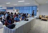 Image : ทีมงานแนะแนว มทร.ล้านนา เชียงราย เข้าแนะแนวการศึกษาต่อ ณ วิทยาลัยเทคนิคเชียงคำ