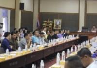 Image : มทร.ล้านนา เชียงราย เข้าร่วมการประชุมเตรียมการจัดงานพ่อขุนเม็งรายมหาราชและงานกาชาด ประจำปี 2563