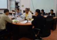 รูปภาพ : คณะวิทย์ฯ ประชุมวางแผนโครงการบัณฑิตพันธุ์ใหม่