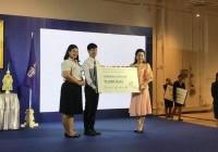 รูปภาพ : นักศึกษา มทร.ล้านนาเชียงราย คว้ารางวัลรางวัลชมเชยอันดับ 2 จากการเข้าร่วมแข่งขันประยุกต์ใช้ซอฟต์แวร์ ERP สำหรับงานด้านการเงินและบัญชี ชิงถ้วยพระราชทานสมเด็จพระกนิษฐาธิราชเจ้า กรมสมเด็จพระเทพรัตนราชสุดาฯ สยามบรมราชกุมารี ปี2562