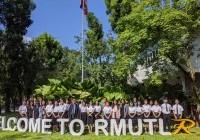 รูปภาพ : ปฐมนิเทศนักศึกษาแลกเปลี่ยน CQUT 2/2562