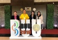 รูปภาพ : ขอแสดงความยินดีกับอาจารย์ธิษณา  ศรัทธารัตน์ธนา คว้ารางวัล The best paper จากนำเสนอผลงานวิชาการ ในการประชุมวิชาการนานาชาติ มหาวิทยาลัยบูรพา ครั้งที่ 7