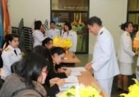 รูปภาพ : มทร.ล้านนา ลำปาง ร่วมกิจกรรมเนื่องในวันพ่อแห่งชาติ 5 ธันวาคม 25625ธค62