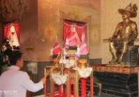 รูปภาพ : พิธีถวายราชสักการะและบวงสรวงดวงพระวิญญาณสมเด็จพระเจ้าตากสินมหาราช ประจำปี 2562
