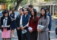 รูปภาพ : คณะบริหารธุรกิจฯ เปิดศูนย์การเรียนรู้ให้บริการและคำปรึกษานักวิจัย