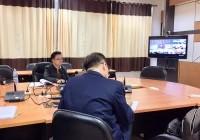 รูปภาพ : มทร.ล้านนา เชียงราย ประชุมคณะกรรมการบริหารมหาวิทยาลัย ครั้งที่ 1/2563 ผ่านระบบการประชุมทางไกล Video Conference