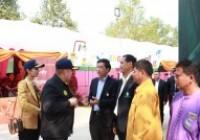 รูปภาพ : ผู้ช่วยอธิการบดี และผู้บริหาร มทร.ล้านนา น่าน ร่วมให้การต้อนรับรัฐมนตรีช่วยว่าการกระทรวงเกษตรและสหกรณ์