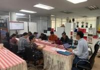 รูปภาพ : การประชุมบุคลากรสถาบันวิจัยและพัฒนา IT