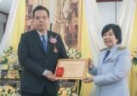 รูปภาพ : นว.คอมฯ วิทยบริการฯ ได้รับคัดเลือก รับรางวัลราชมงคลสรรเสริญ ปีการศึกษา ๖๒