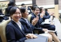 รูปภาพ : ภาษาอังกฤษเพื่อการสื่อสารสากลจัดสัมมนาเตรียมความพร้อมก่อนการฝึกงาน