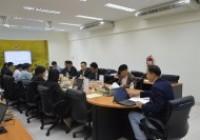 รูปภาพ : การประชุมคณะกรรมการประจำคณะวิทยาศาสตร์และเทคโนโลยีการเกษตร ครั้งที่ 1/2563 (สัญจร)