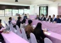 รูปภาพ : 7 ก.พ.63: สถช.เข้าร่วมประชุมคณะทำงาน โครงการปฏิรูปการศึกษาเชียงใหม่ในเขตพื้นที่สูงทั้งระบบฯ