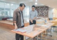 รูปภาพ : บุคลากร วิทยบริการฯ เข้าร่วมรับการฝึกอบรมการใช้งานข้อมูลอิเล็กทรอนิกส์เพื่อการสืบค้นฯ