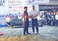 รูปภาพ : ชนะเลิศอันดับ 1 Best Improvement ในการแข่งขัน Student Formula