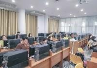 รูปภาพ : งานห้องสมุด จัดอบรมเชิงปฏิบัติการฯ ระบบห้องสมุดอัตโนมัติ WALAI AutoLib ครั้งที่ ๑/๖๓