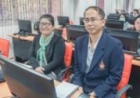 รูปภาพ : ห้องสมุด วิทยบริการฯ จัดฝึกอบรมทบทวนใช้งาน Instructor User ฐานข้อมูลอิเล็กทรอนิกส์ Turnitin