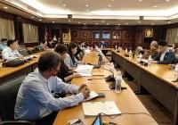 รูปภาพ : ประชุมความเสี่ยงและควบคุมภายใน (27 ก.พ. 63)