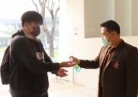 รูปภาพ : 29-02-63 ปัจฉิมเทศนักศึกษา ปีการศึกษา 2563