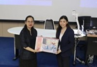 รูปภาพ : 4 มีนาคม 2563 สาขาบริหารธุรกิจ จัดโครงการนิเทศนักศึกษาฝึกประสบการณ์วิชาชีพ ประจำปีการศึกษา 2562