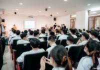รูปภาพ : พิธีปัจฉิมนิเทศนักศึกษา2562