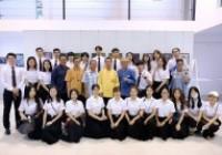 รูปภาพ : 13-03-63นิทรรศการนักศึกษาแลกเปลี่ยนมหาวิทยาลัยครูกวางซี