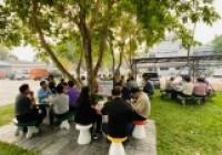 รูปภาพ : ผู้บริหาร มทร.ล้านนา เชียงราย เข้าร่วมการประชุมสภากาแฟอำเภอพาน ประจำเดือน มีนาคม 2563