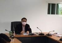 รูปภาพ : มทร.ล้านนา เชียงราย ประชุมกำหนดมาตรการป้องกันการแพร่ระบาดของเชื้อ COVID -19